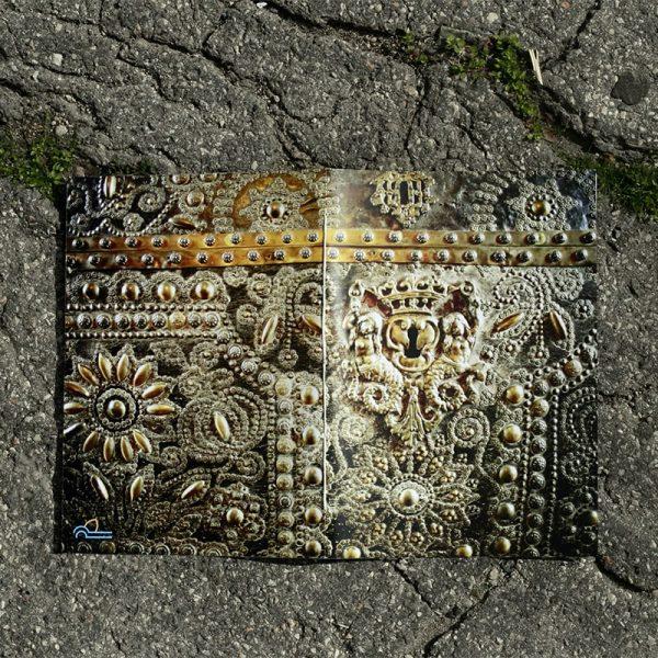couverture du carnet ecrin