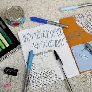 idée carnet diagonale