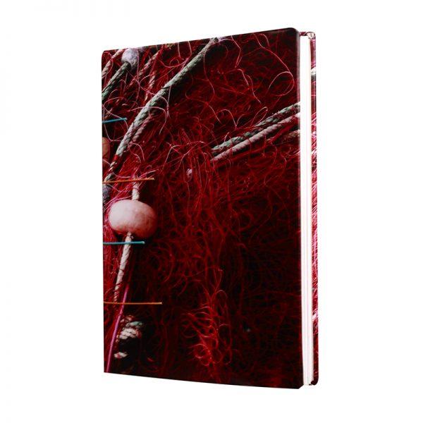 un carnet de croquis à la couleur corsé pour stimuler ta créativité