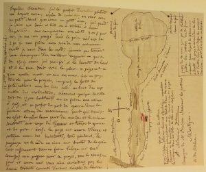le carnet de voyage de Martigues du peintre Félix Ziem