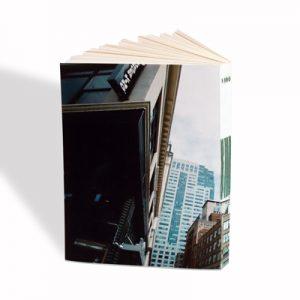 une couverture à l'image de new york
