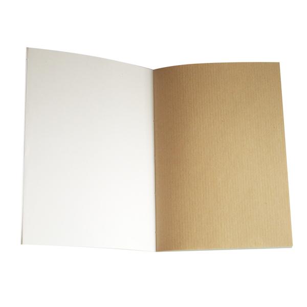 son papier kraft sur lequel coller ou tracer ton itinéraire