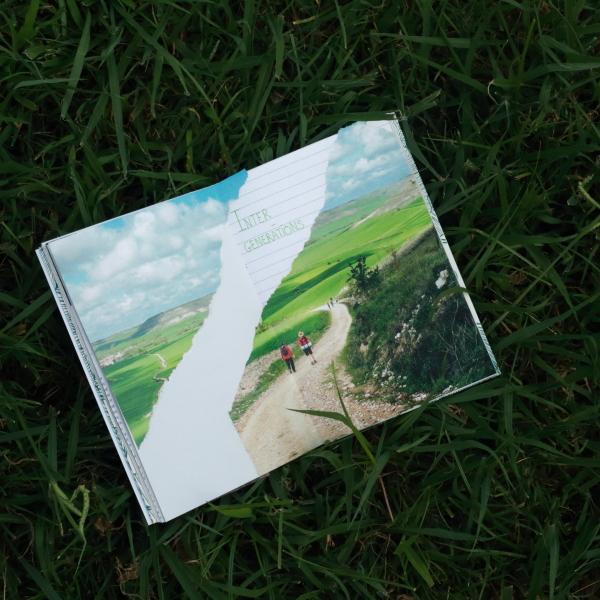 un carnet créatif même lors de vos marches