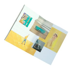 le collage rend la créativité intuitive