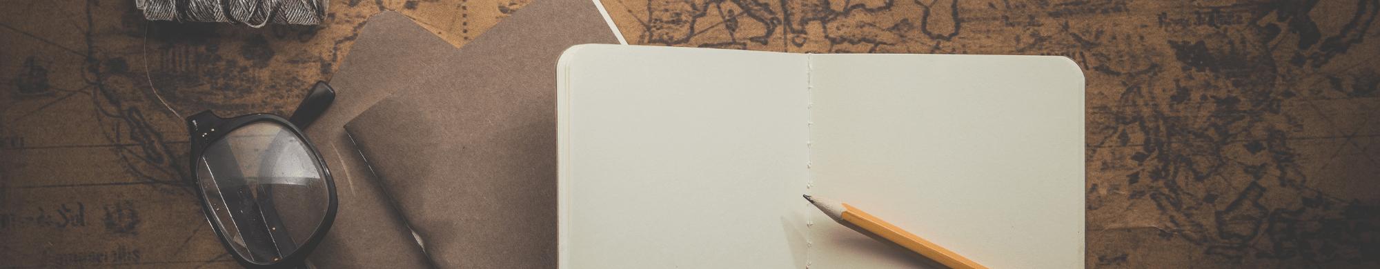 les étapes pour remplir ton carnet de voyage