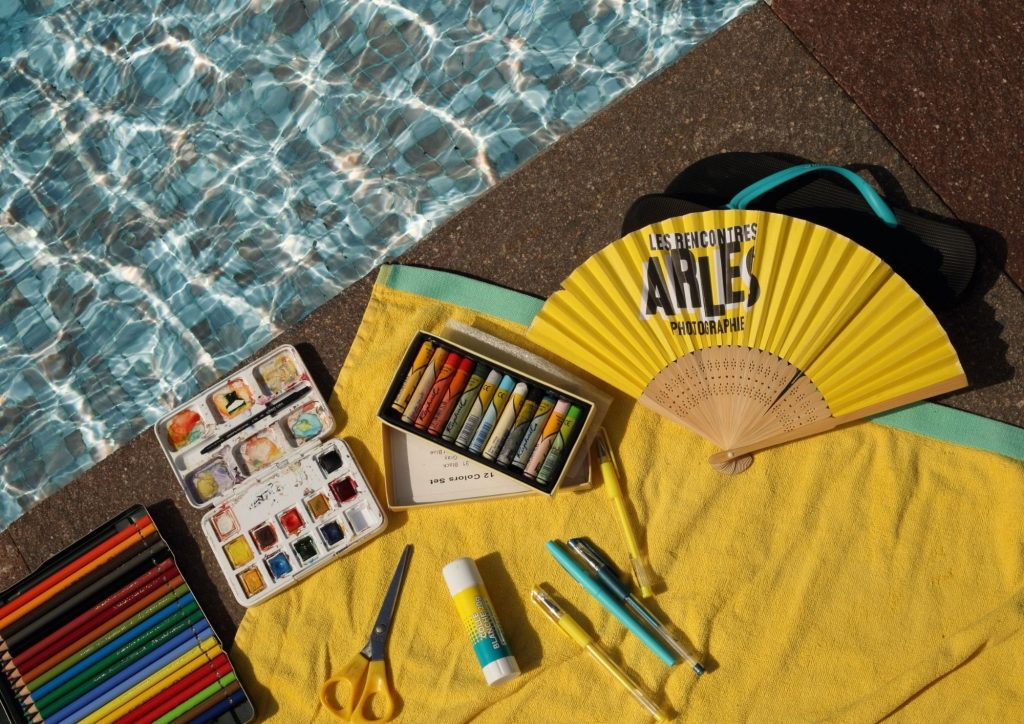 idées d'activités créatives pendant ses vacances